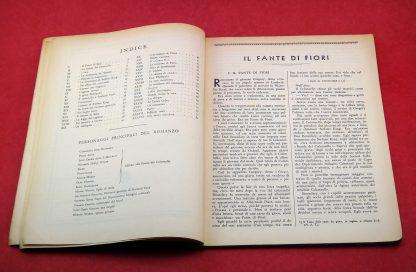 Edgar Wallace, Il Fante Di Fiori- Coleção Giallo Itália 1933