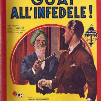 Sax Rohmer, Guai All'infidele - Coleção Giallo Itália 1939