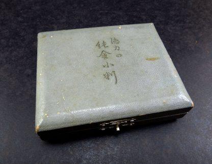 Raras Moedas Japonesas Kobans de ouro 24k /prata 999 Antigas