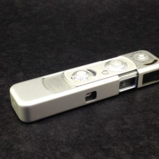 Minox B - Antiga Câmera Mini Espiã Década De 50-60