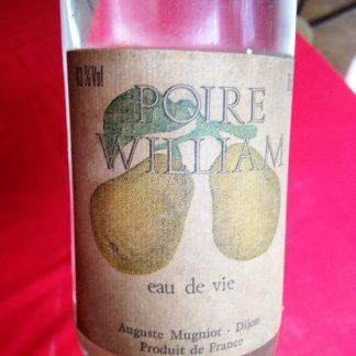 Poire Williams Auguste Mugniot 700ml Dijon França