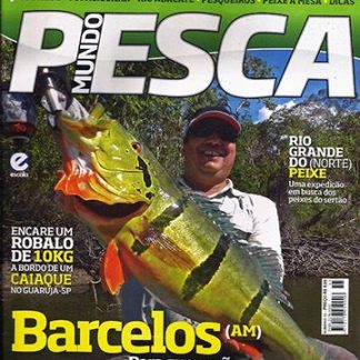 Revista Mundo Pesca
