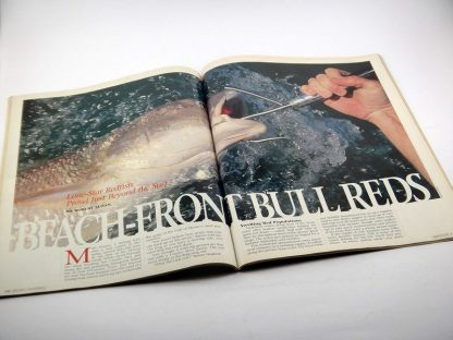 Revista Pesca Sport Fishing Usa #96 Out/96