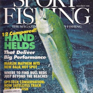 Revista Pesca Sport Fishing Usa #96 Out/96