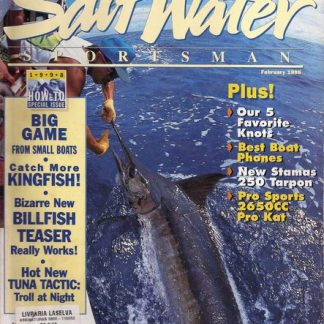 Revista Pesca Saltwater Sportsman Usa