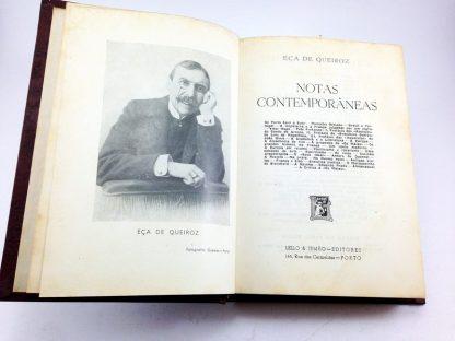 Eça De Queiroz, Rara Coleção 5 Volumes, Editora Lello Portugal, 1963