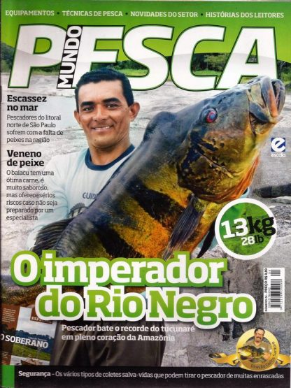 Revista Mundo Pesca N 04