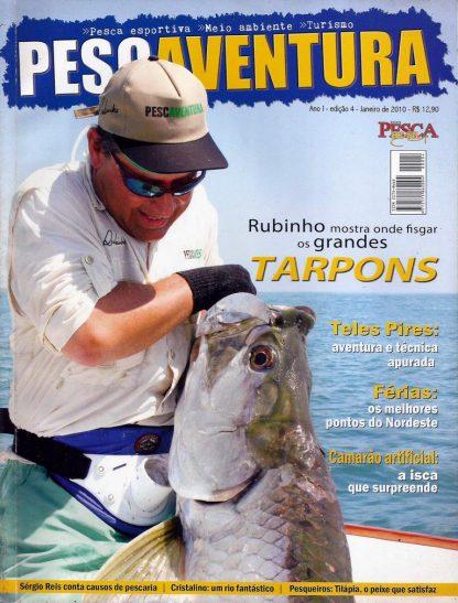 Revista PescAventura 004