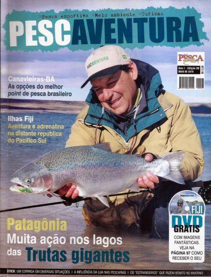 Revista PescAventura 008