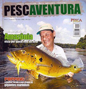Revista PescAventura - Rubinho de Almeida Prado