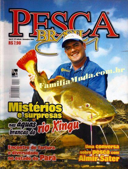Revista Pesca Brasil 013