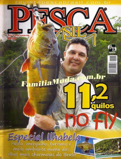 Revista Pesca Brasil 016