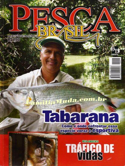 Revista Pesca Brasil 017