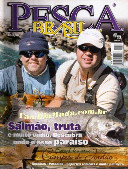 Revista Pesca Brasil 021