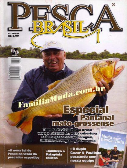 Revista Pesca Brasil 022