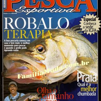 Revista Pesca Esportiva 111
