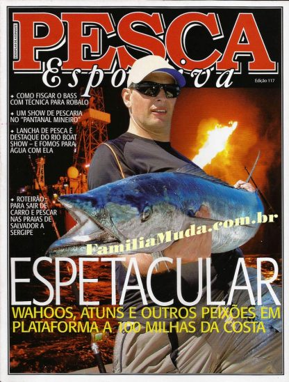 Revista Pesca Esportiva 117