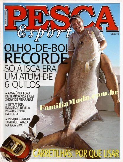 Revista Pesca Esportiva 118