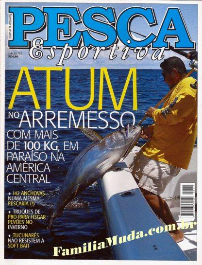 Revista Pesca Esportiva 119