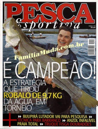Revista Pesca Esportiva 120