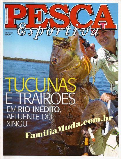 Revista Pesca Esportiva 121