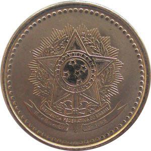 Moeda 50 centavos de Cruzado, MBC, 1986 a 1989