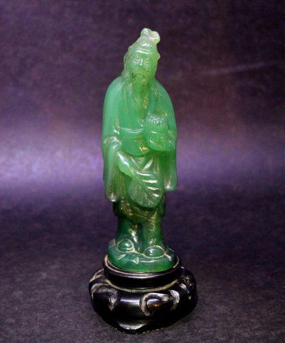 Estatueta O Imperador de Jade – Yu Huang Shang-ti