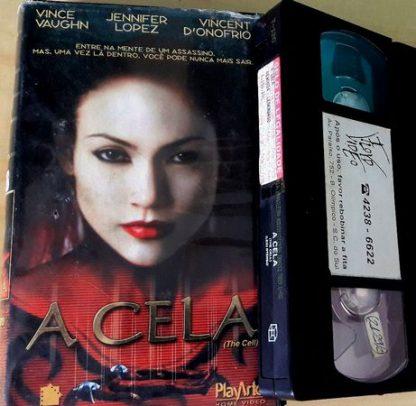 A Cela, Jennifer Lopez, VHS original