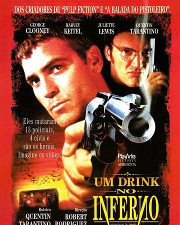 Um Drink no Inferno, VHS original, Quentin Tarantino