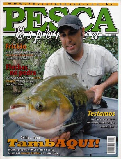 Revista Pesca Esportiva 163