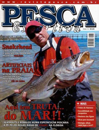 Revista Pesca Esportiva 176