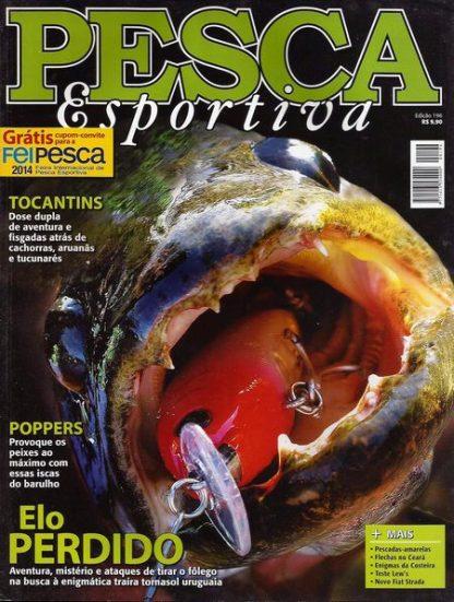 Revista Pesca Esportiva 196