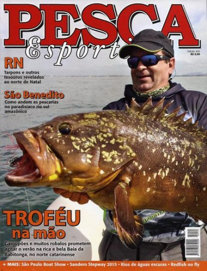 Revista Pesca Esportiva 205