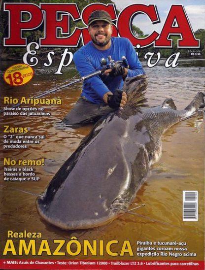 Revista Pesca Esportiva 206