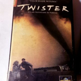 Twister, VHS original, Helen Hunt, Bill Paxton, Cary Elwes