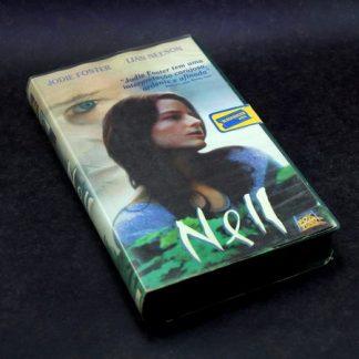 Nell, VHS original, Jodie Foster, Liam Neeson, Natasha Richardson Jodie Foster familiamuda.com.br