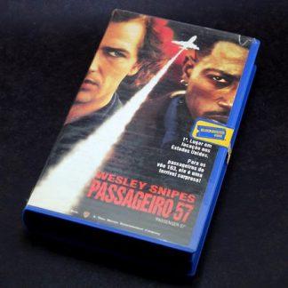 Passageiro 57, VHS original, com Wesley Snipes