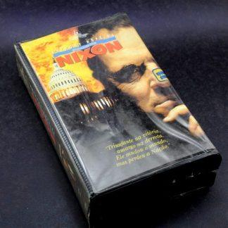 Nixon, VHS original, Anthony Hopkins