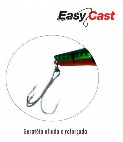 Isca artificial Easy Cast 13 cm Lumis HMEM130
